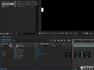 After Effects LoopOut Tip 循環指令詳細介紹